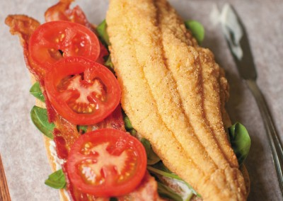 Catfish BLT